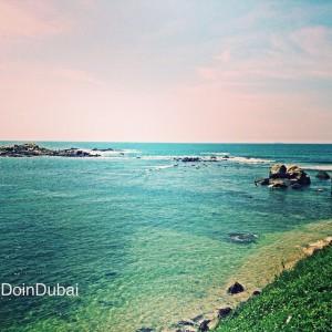 Galle Sea Front Sri Lanka
