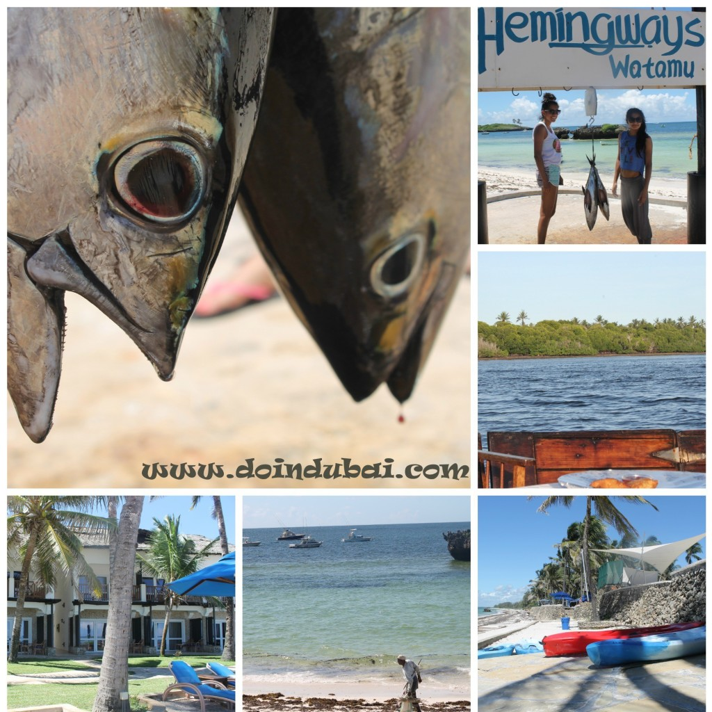 Hemingways Kenya Beach Holiday