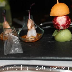 Is the anniversary bateaux dubai menu worthi it?
