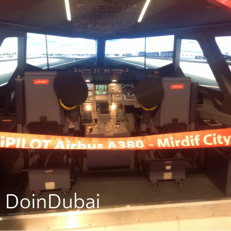 iPILOT Dubai in Mirdif City Centre
