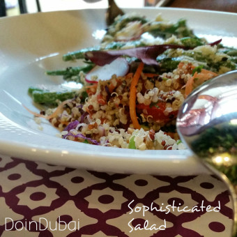 Omnia Gourmet Sensible Eid lunch