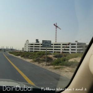 Dubai gardening