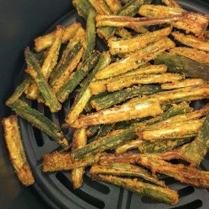Crispy Okra recipe DoinDubai Monica Kapila