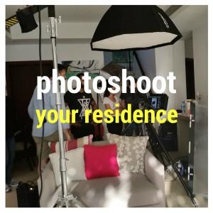 Photo Shoot your residence doindubai