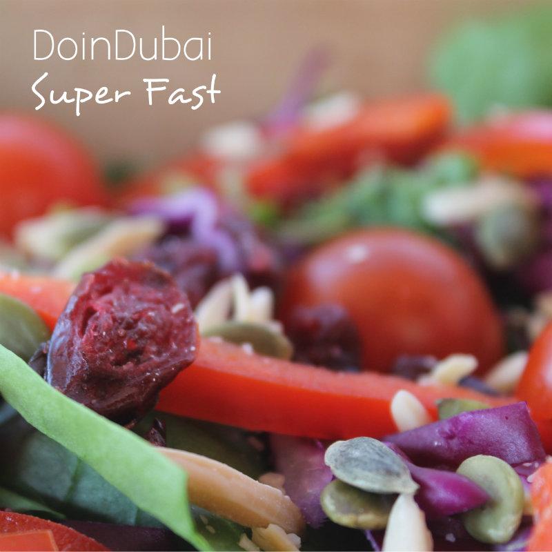 Superfoods salad DoinDubai Healthy Eating