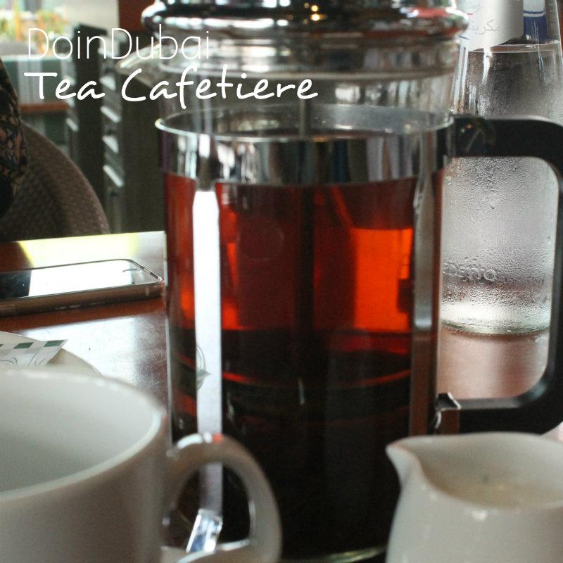 Markette tea Cafetiere Healthy eating DoinDubai