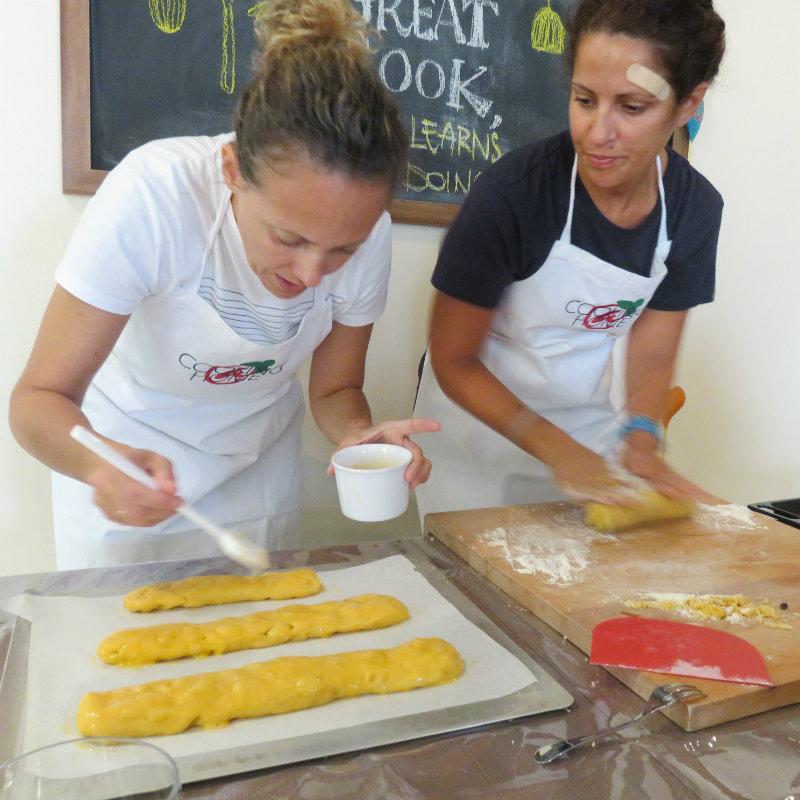 Italian Cooking Class DoinDubai 2 Chefs