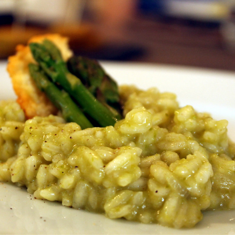 Italian Cooking Class Risotto