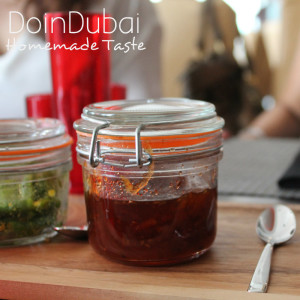 Indian chutneys and pickles