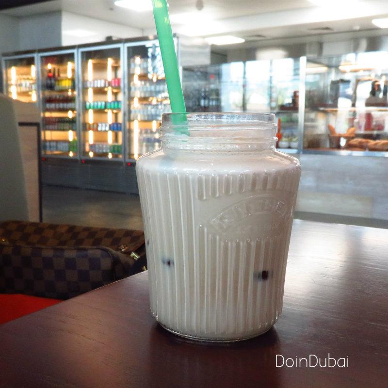 Rove hotels DIFC Iced coffee Doindubai