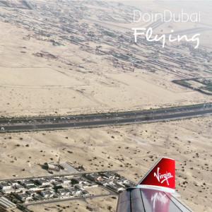 Arriving in Dubai