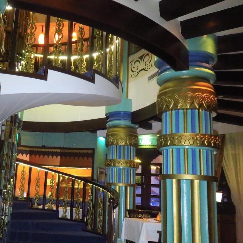 Jodhpur Royal Dining Dubai DoinDubai decor