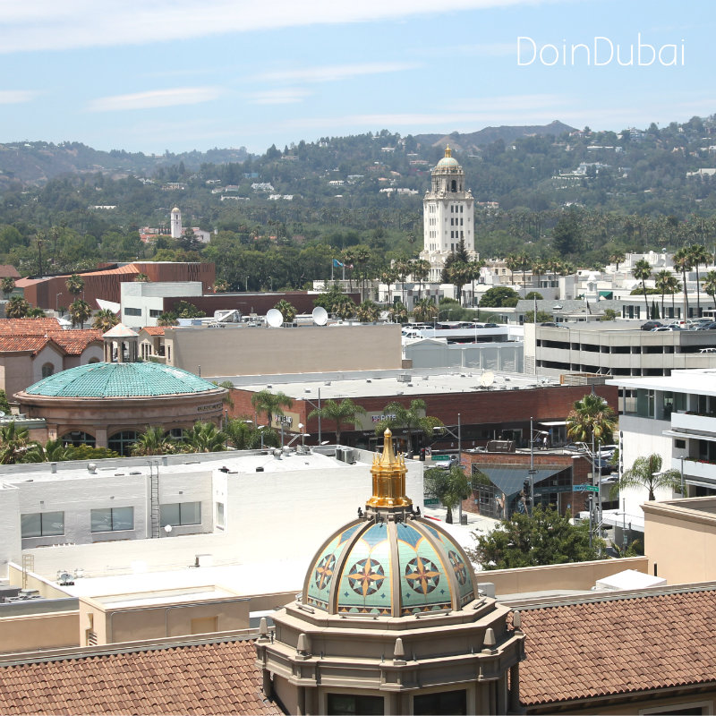Montage Location Bev Hills Visit California