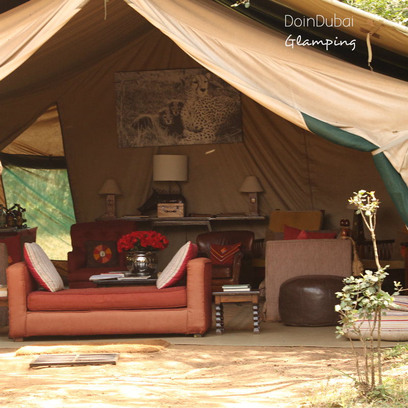 Safari Packages Kenya Glamping