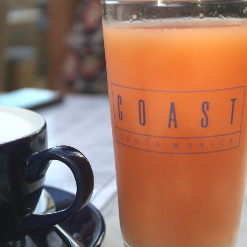 Grapefruit Juice Shutters Visit California