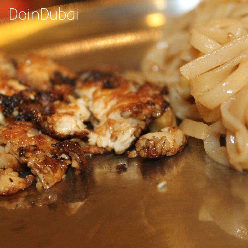 Multi Cooker Tofu and noodles - DoinDubai