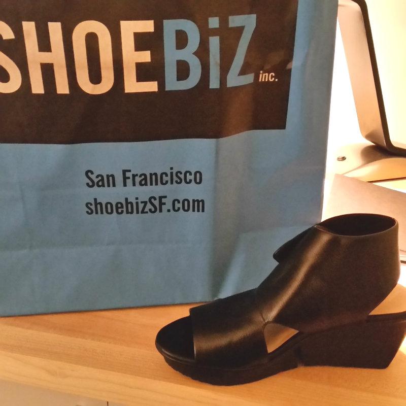Shoes San Fran Visit California