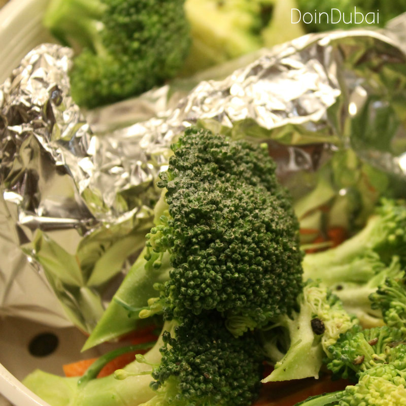 Veggies to accompany in the multi cooker