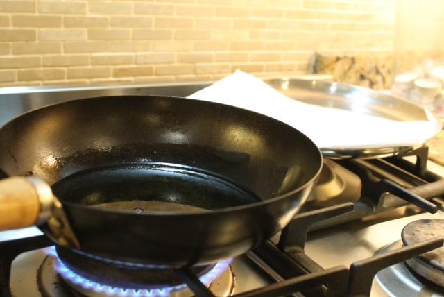 Frying needs an air purifier