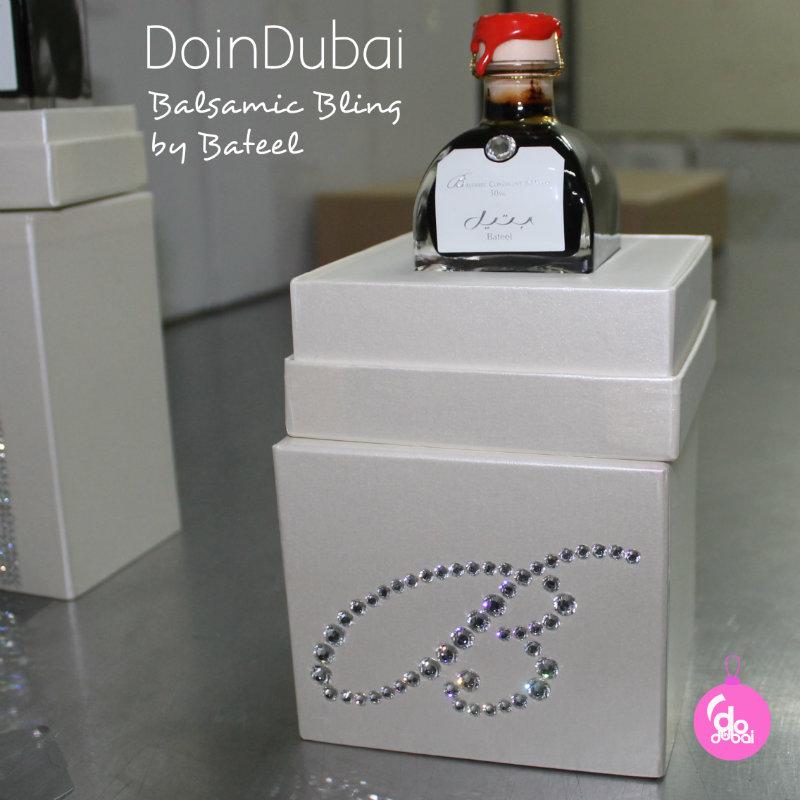 Bateel Balsamic Vinegar Edible Christmas Gifts DoinDubai