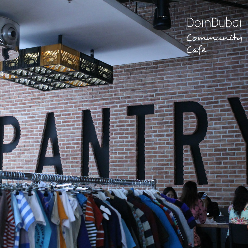 Pantry Cafe logo Food news