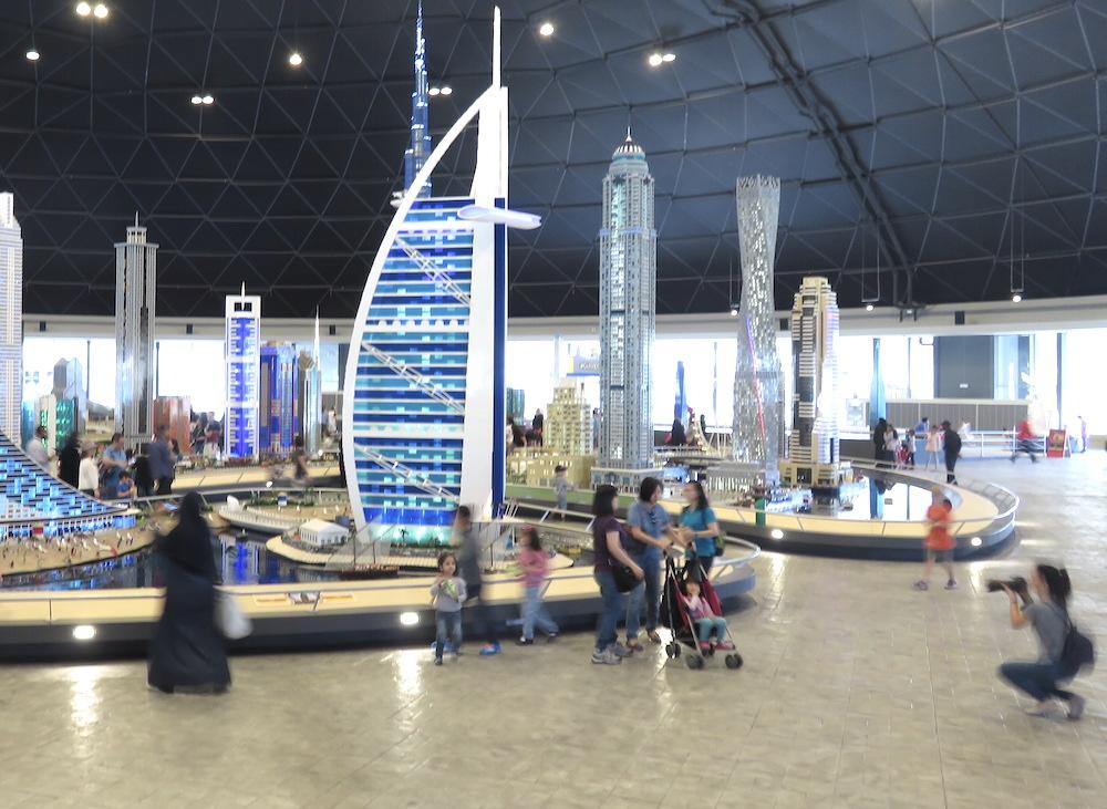 Dubai Parks and Resorts DoinDubai Mini Land icons in Legoland Dubai copy 2