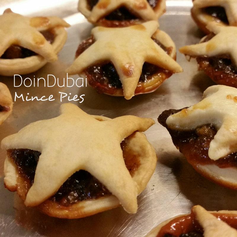 Mince Pies Ideas DoinDubai Close up