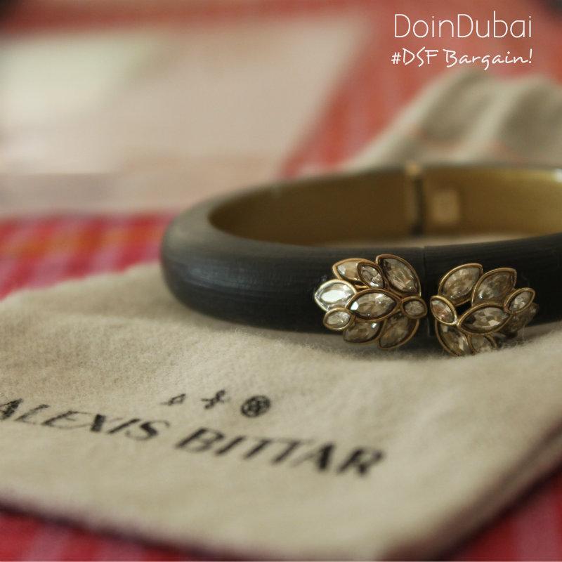 DoinDubai Dubai Shopping Festival Alexis bracelet
