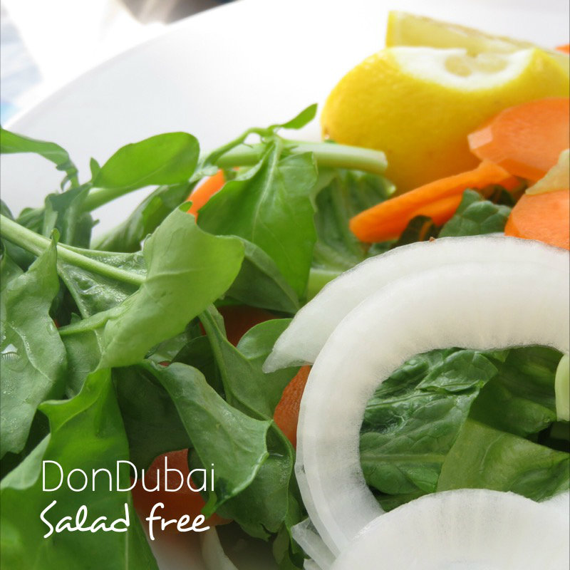 al Fannah Like Bu Qtair fresh salad