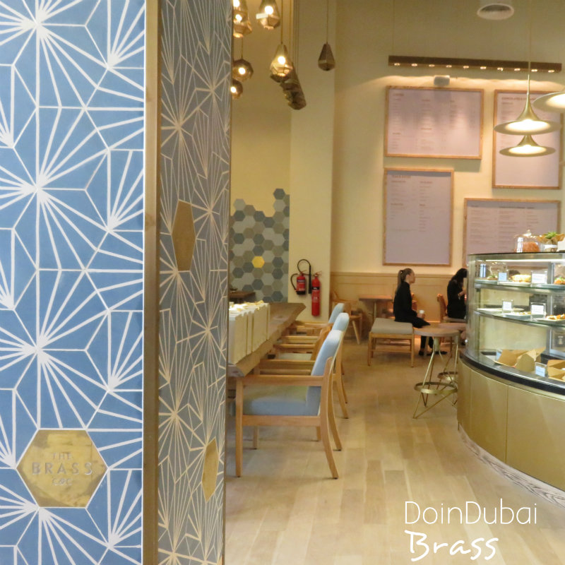 Citywalk Dubai DoinDubai Brass cafe