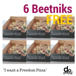 Freedom Pizza 6 Beetniks free