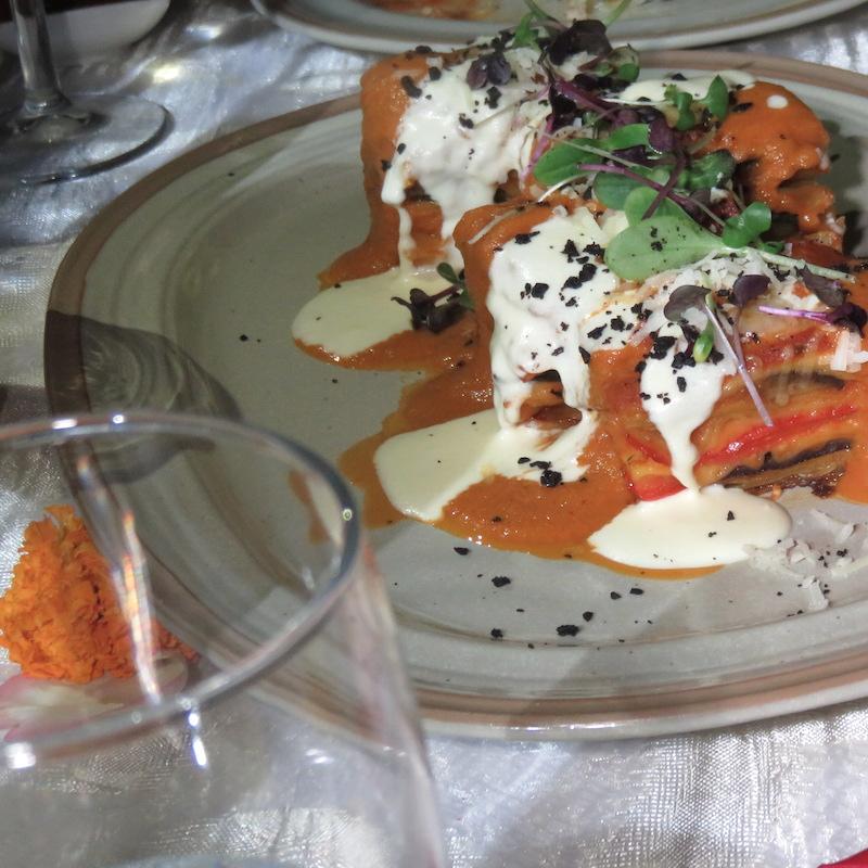 Dubai wedding DoinDubai Vegetarian Lasagne gallery