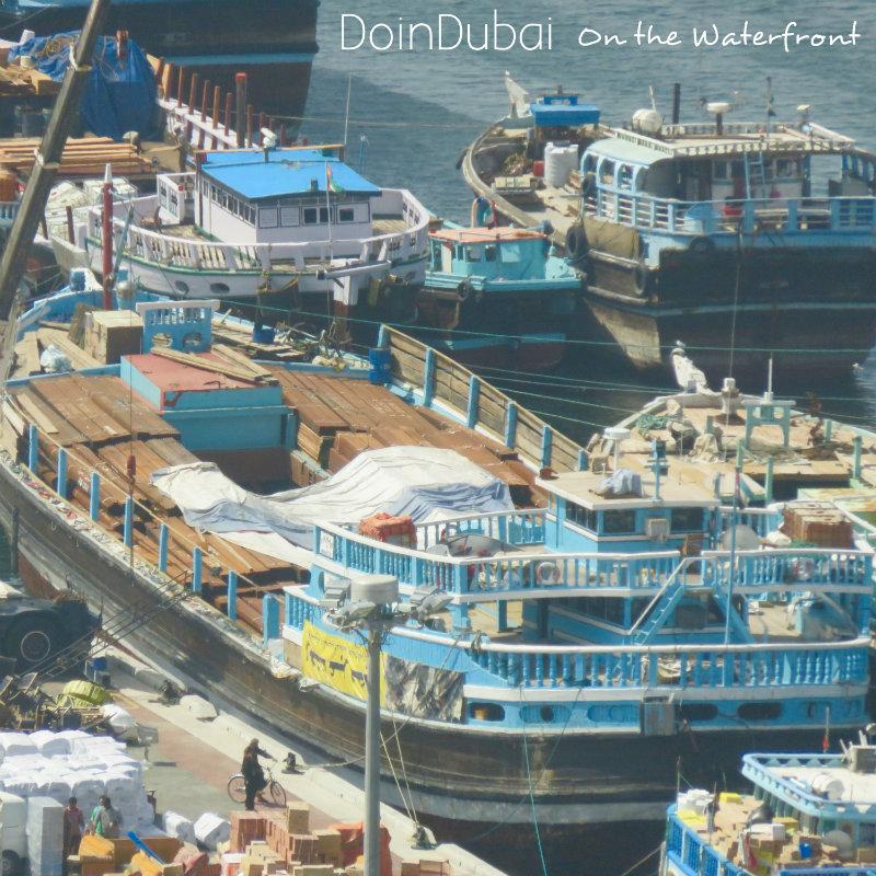 Dubai Restaurant Review Al Daawar DoinDubai Dhow upclose