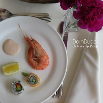Dubai Restaurant Review Al Daawar DoinDubai Seafood starters
