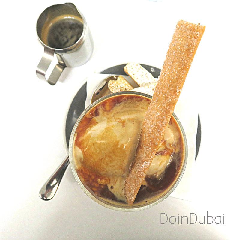 Affogato Cocktail Kitchen DoinDubai