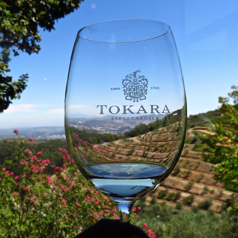 Visit Cape Town DoinDubai Tokara Vineyard wine tasting