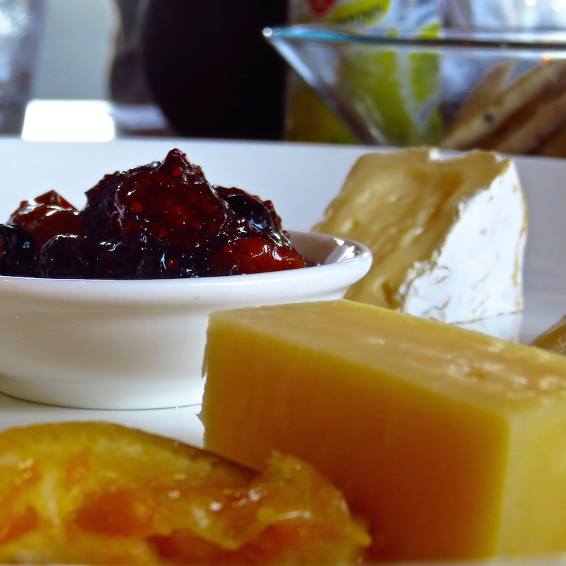 Visit Cape Town DoinDubai Tokara vineyard cheese board