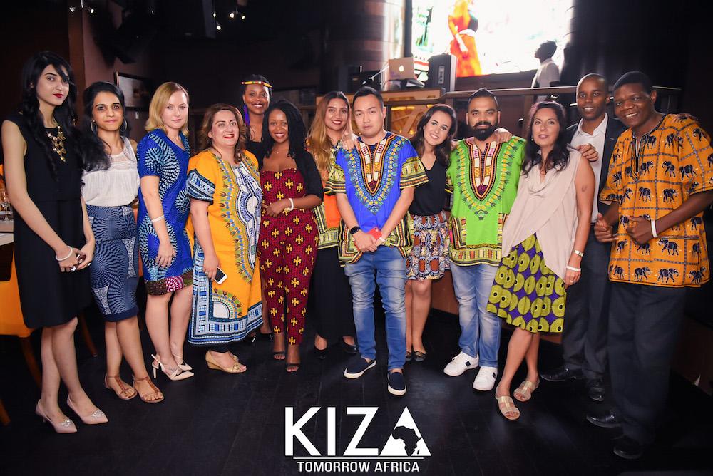 Kiza Food Bloggers DoinDubai