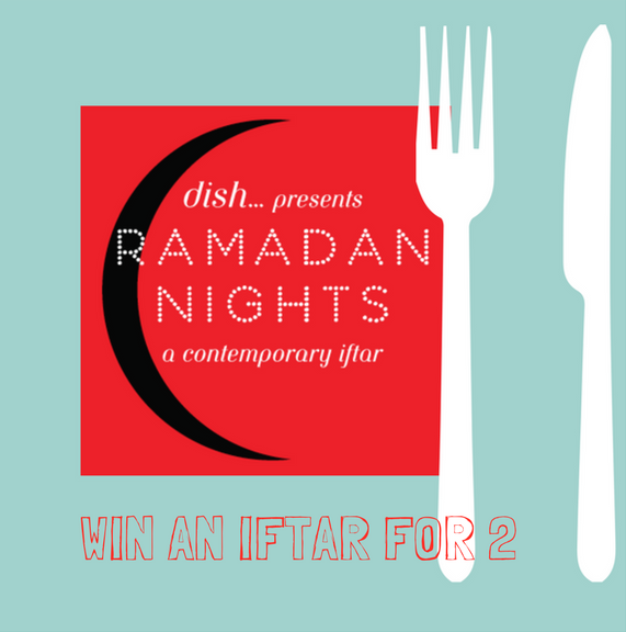 Image of Win an Iftar for 2 Dish Catering