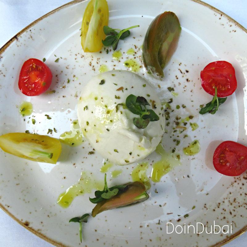 London's Best Cafes Burratta at the Cavendish