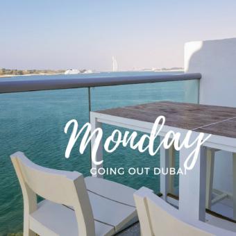 Image of Going Out Dubai Mondays