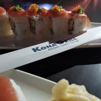 Image ofAl Seef Dubai DoinDubai Kona Grill sushi