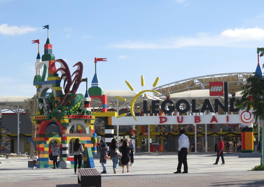 Dubai Parks and Resorts DoinDubai Lego land Entrance copy