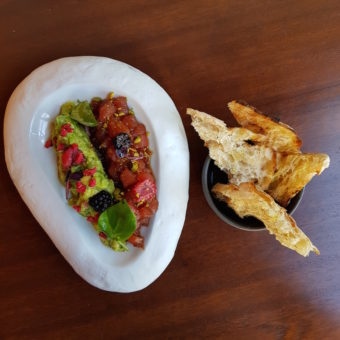 Image ofNew Dubai Restaurants 2018 DoinDubai Toro n Ko tuna avocado