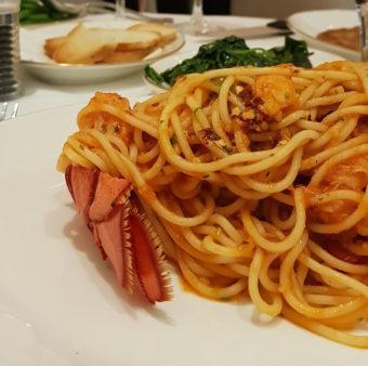 Image ofNew Dubai restaurants 2018 DoinDubai Scalini Lobster spaghetti
