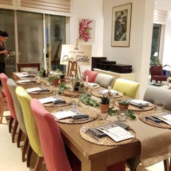 Image of OurT able UAE DoinDubai Table Setting