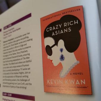 Image ofThe Lit Fest DoinDubai Crazy Rich Asians