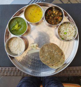 Image ofAtmantan Wellness Resort DoinDubai Balanced Thali Meal