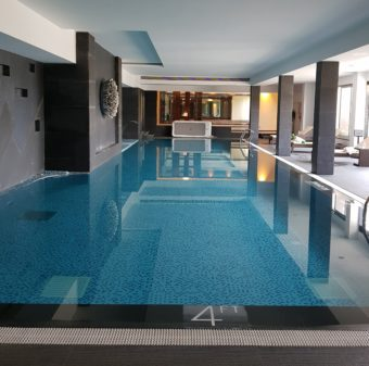 Image ofAtmantan Wellness Resort DoinDubai Swimming Pool