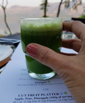 Image ofAtmantan Wellness Resort DoinDubai balanced juice
